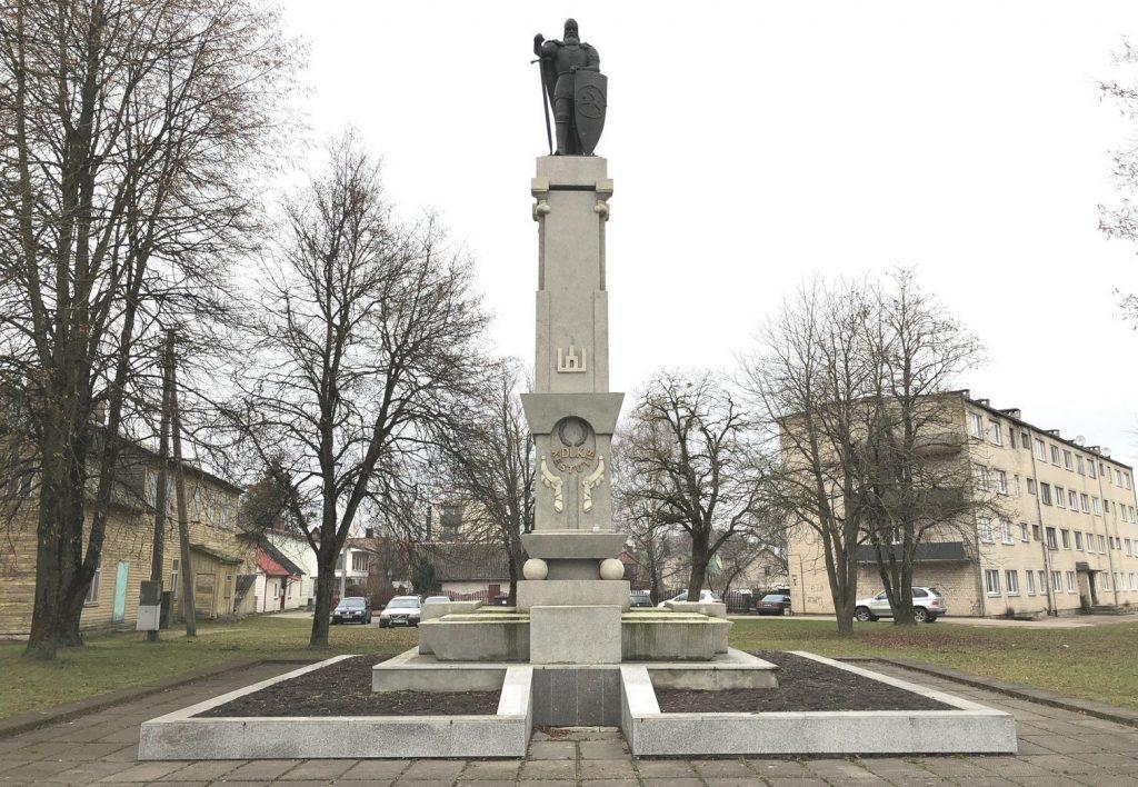 Lietuvos didžiojo kunigaikščio Kęstučio paminklas